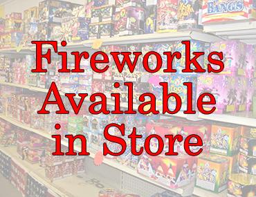 Instore Fireworks